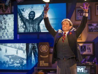 Theater: Crivello Makes Al McGuire Come Alive