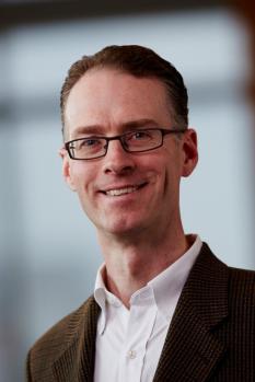 Michael O'Hear. Photo courtesy of University of Wisconsin Press.