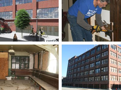Eyes on Milwaukee: Inside the Welford Sanders Lofts