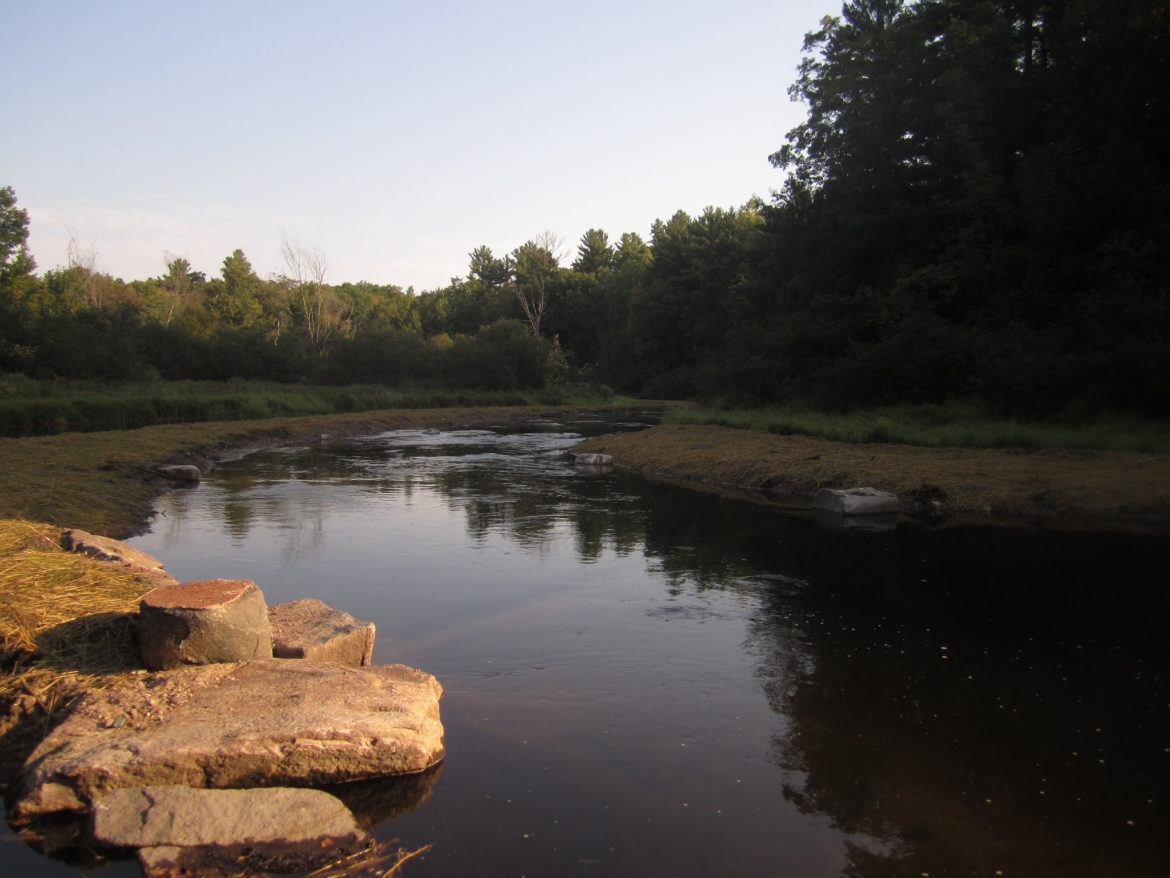 Climate change could seriously impact trout streams in Wisconsin. Photo by USFWSmidwest / Creative Commons.