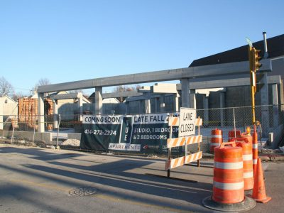Friday Photos: Bay View's New Vue