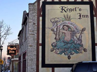 Kegel's Inn Temporarily Suspends Dining Room Operations