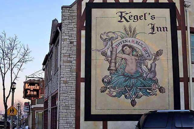 Kegel's Inn. Photo from Facebook.