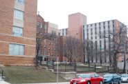 City on a Hill was established in the buildings and on the grounds of the former Sinai Samaritan Medical Center at 23rd Street and Kilbourn Avenue. Photo by Andrea Waxman.