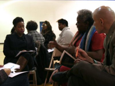 A County Agenda For Black Community?