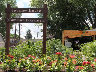 Drug House Becomes Community Garden