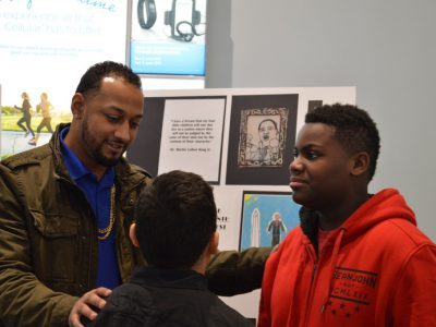 Celebrating Black History Month With Art