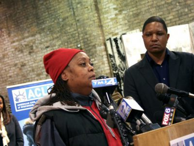 ACLU Suit Challenges Milwaukee Police