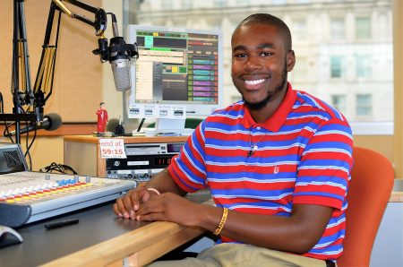 Georgia native Ross Terrell moved to Milwaukee in August 2016, after accepting a position at Wisconsin Public Radio. Photo courtesy of Jeffrey Potter.