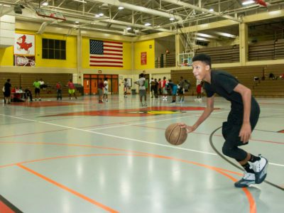 Milwaukee Public Schools, City of Milwaukee, Milwaukee Police Department, and Milwaukee Bucks to announce the return of Midnight Basketball League