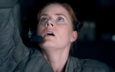 "Amy Adams (in ""Arrival"") failed to register with Oscar in two films."