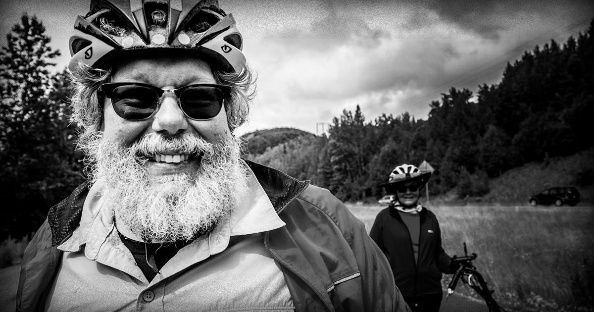 Chris, while your life was too short, I take great comfort in knowing how much you enjoyed your ride. Thank you.Photo by Julian Kegel/Keen-Eye Photography