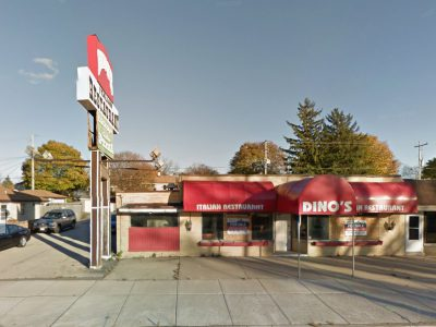 "Committee action clears the way for sale of former ""Dino's Italian Restaurant"""