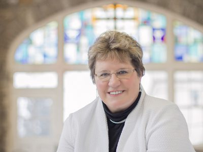 Welcome event brings President-Elect Dr. Christine Pharr to campus