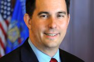 Scott Walker. Photo from the State of Wisconsin.