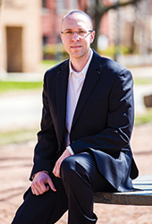 Andrew Hanson. Photo courtesy of Marquette University.