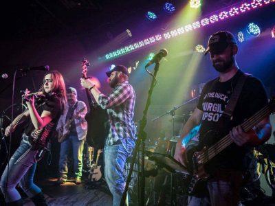 Band of the Week: Saving Savannah Covers Country