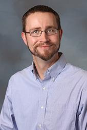 Nicholas Jolly. Photo courtesy of Marquette University.