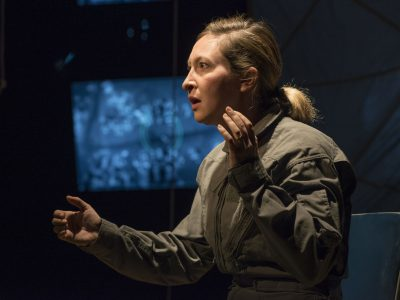 Theater: Loneliness Of The Long-Distance Pilot