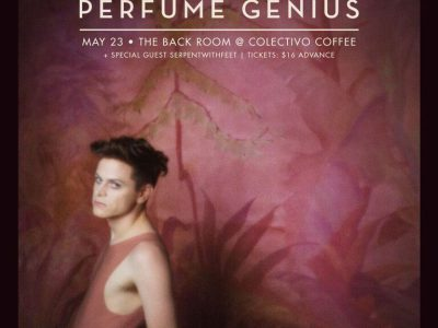 Perfume Genius with special guest Serpentwithfeet