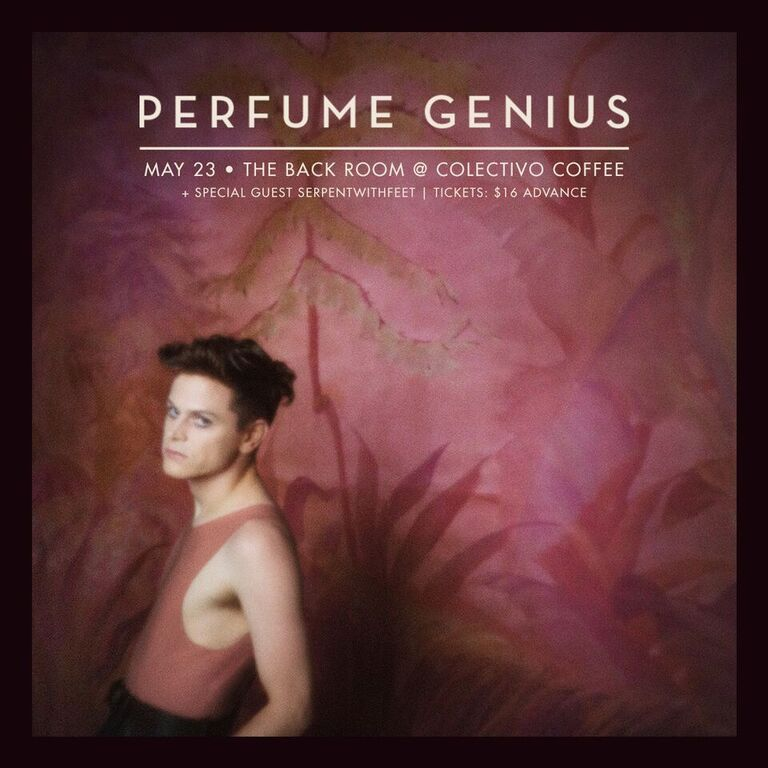 Perfume Genius. Edgy and Powerful Performer Returns with New Album and Tour.
