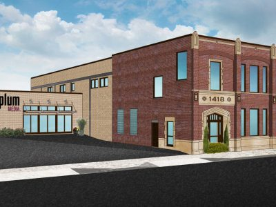 Plum Media Breaks Ground on New Headquarters