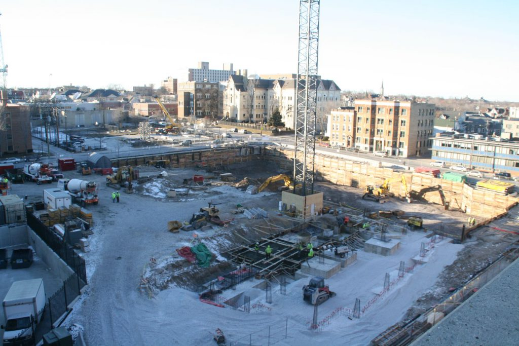 Marquette to expand residence hall project