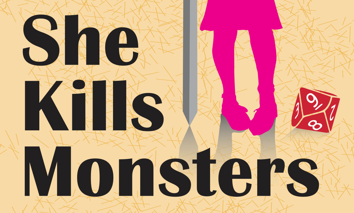 "Village Playhouse Presents High-Octane Romp Into The Fantasy of ""She Kills Monsters"""