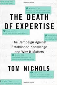 Author Nichols goes 'On the Issues' to discuss growing skepticism of established knowledge