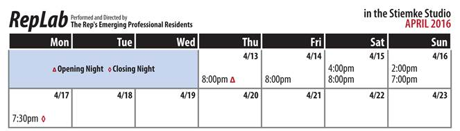 RepLab Dates