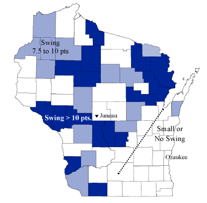 Swing Counties