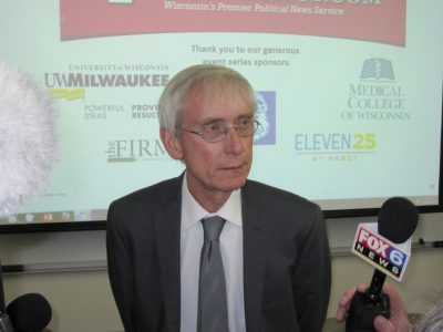 Can Tony Evers' Laid Back Approach Win?