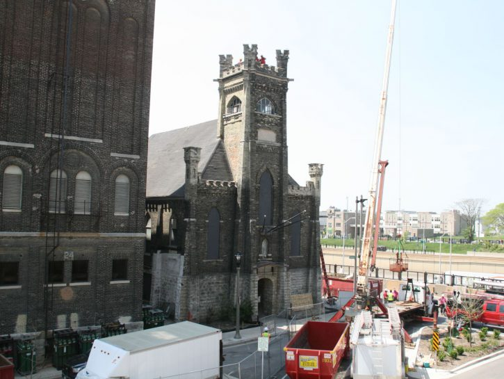 Friday Photos: Church Becoming Brewery