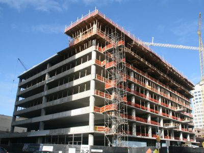 Friday Photos: Northwestern Mutual's Second Tower Rises