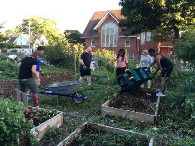 The Rise of Victory Gardens