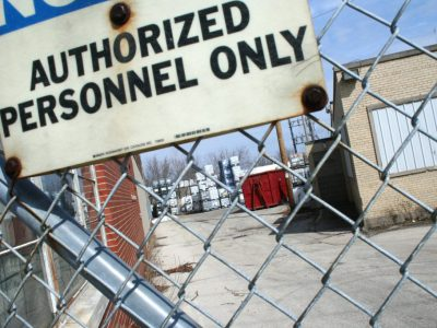 Toxic Chemicals Worry Residents