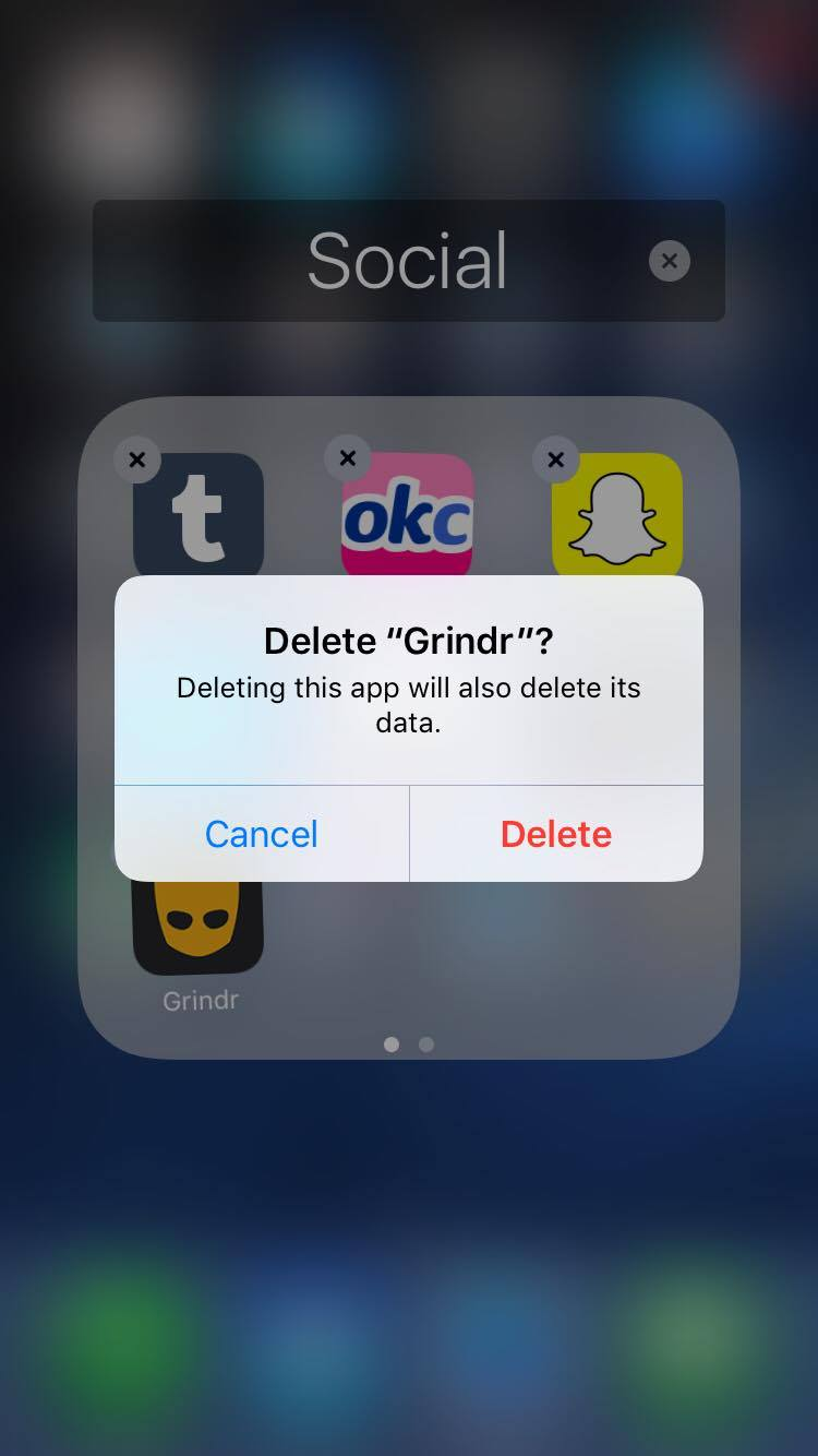 How to go offline on grindr 2017