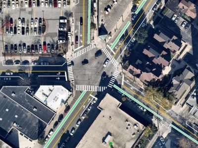 Intersection: Farwell and Brady Need Changes