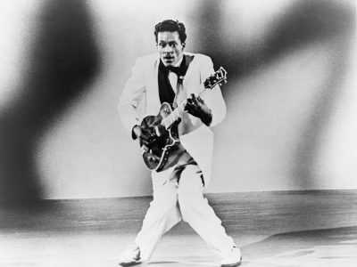 Sieger on Songs: The Endless Impact of Chuck Berry