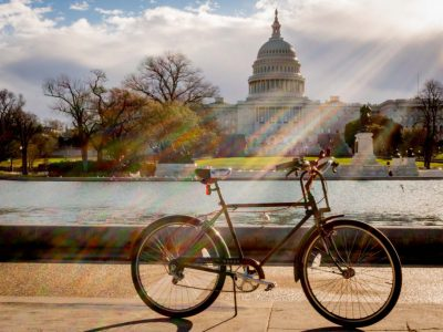 Bike Czar: How We Lobbied Congress
