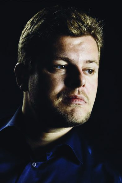 David Danholt. Photo courtesy of the Florentine Opera Company.