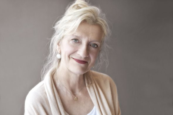 Elizabeth Strout. Photo courtesy of Friends of the Milwaukee Public Library.