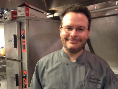 Chef Chat: How I Became a Cheesehead