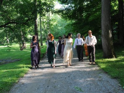 Early Music Now Explores Music of the Appalachian Hills