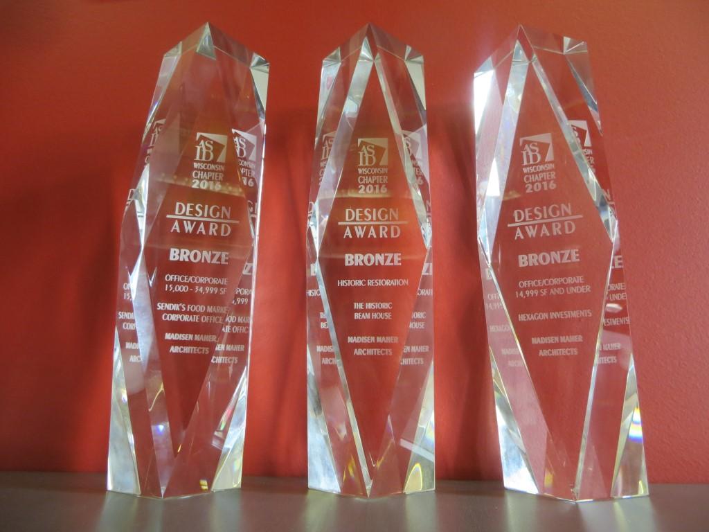 Madisen Maher Architects wins three ASID Awards.