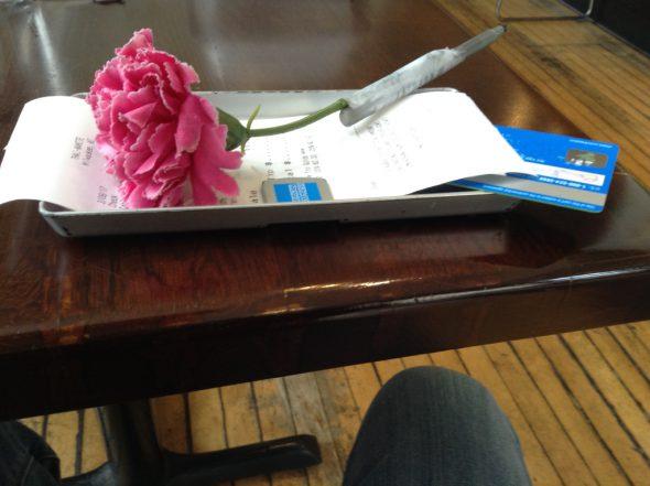 Flower pen. Photo by Cari Taylor-Carlson.