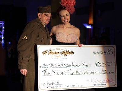 Photo Gallery: Retro Fashion Show A Winner