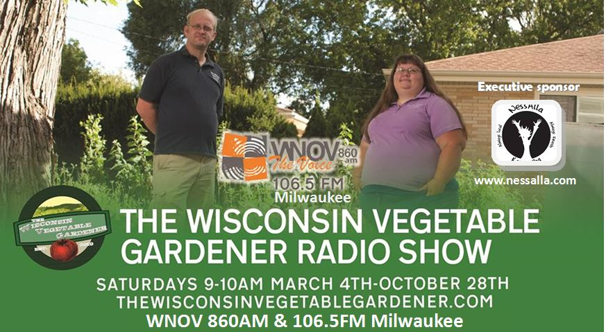 &quot;The Wisconsin Vegetable Gardener&quot; airs on <a href='https://urbanmilwaukee.com/businesses/wnov-860' srcset=