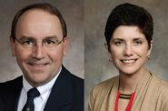 Tom Tiffany and Mary Felzkowski.