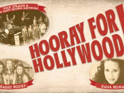 Marcus Center Presents Hooray for Hollywood!